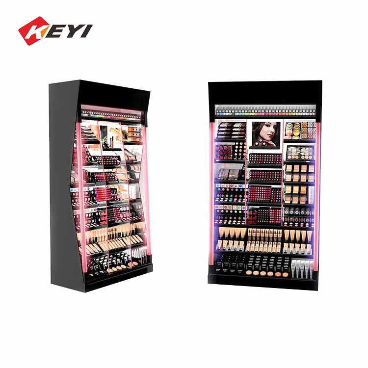 cosmetic display stand supplier