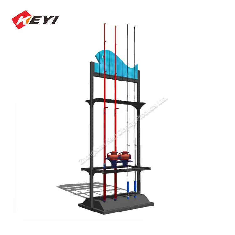 Customize Best Fishing Rod Rack