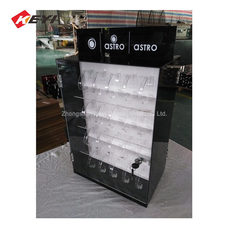 Counter Top Acrylic Watch Display Case