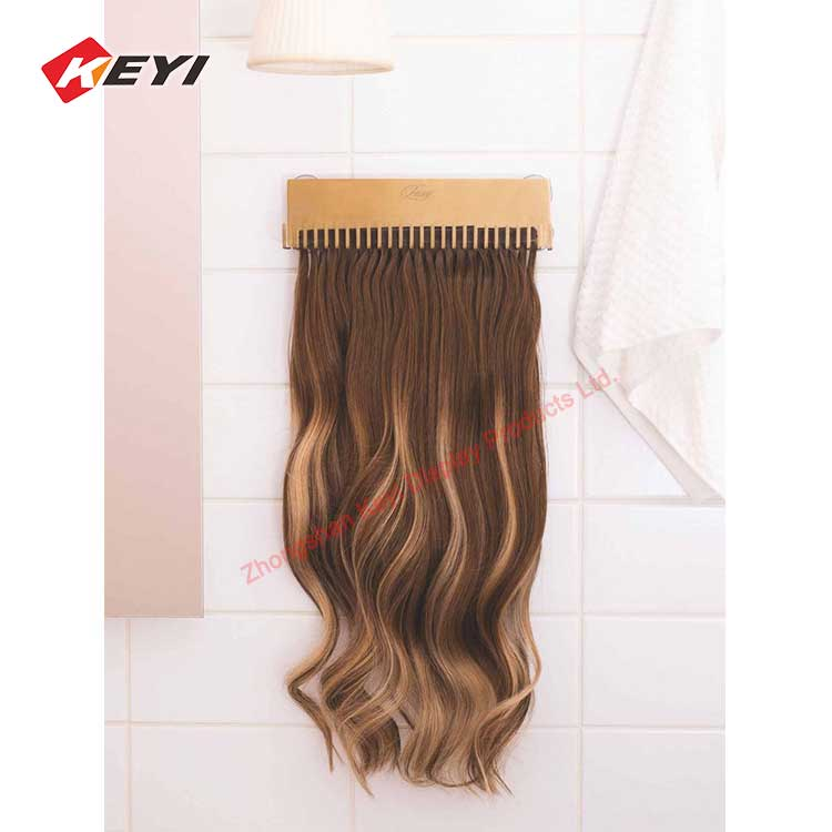 High Quality Stainless Steel Hair Extension Holder - Gold